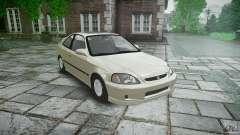 Honda Civic Coupe for GTA 4