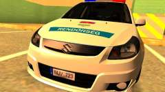 Suzuki SX-4 Hungary Police for GTA San Andreas