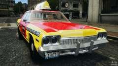 Dodge Monaco 1974 Taxi v1.0