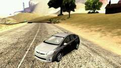 Toyota Prius Hybrid 2011 for GTA San Andreas
