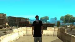 Varrios Los Aztecas Gang Skins for GTA San Andreas