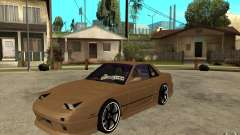 Nissan Silvia S13 Onevia Tuned for GTA San Andreas