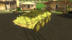 BTR-70 Electronic camouflage for GTA San Andreas