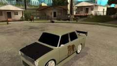 Vaz 2101 D-LUXE for GTA San Andreas