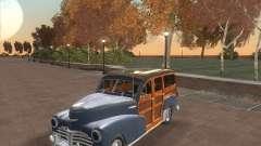 Chevrolet Fleetmaster 1948 for GTA San Andreas