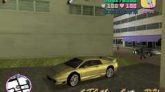 Lotus Esprit V8 v1.2 for GTA Vice City