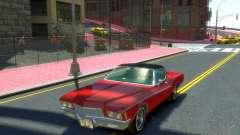 Buick Riviera 1972 Boattail for GTA 4
