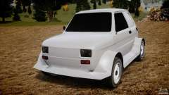 Fiat 126p Bis Rally