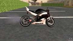 Yamaha YZF-R6 Street Fighter