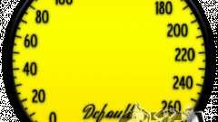 Speedometer IV (Skin 5)