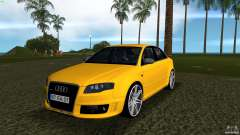 Audi RS4 for GTA Vice City