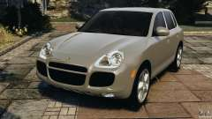 Porsche Cayenne Turbo 2003 for GTA 4