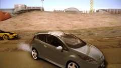Ford Fiesta Zetec S 2010