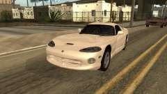 Dodge Viper for GTA San Andreas