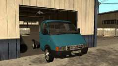GAZ 33021 for GTA San Andreas