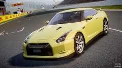 Nissan GT-R R35 2010 v1.3