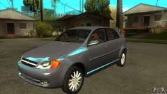 Chevrolet Optra 2011 Hatchback for GTA San Andreas
