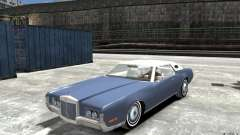 Lincoln Continental Mark IV 1972 for GTA 4