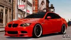 BMW M3 E92 2009 HAMANN for GTA 4