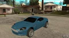 Aston Martin DB9 from NFS MW