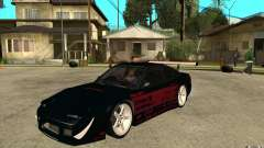 Nissan 180SX - Koguchi Power for GTA San Andreas