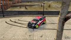 Subaru Impreza WRX STI Rallycross Eibach Springs