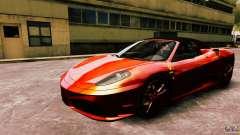 Ferrari 430 Spyder v1.5 for GTA 4