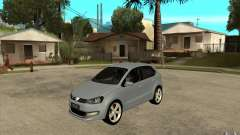 Volkswagen Polo 2011 for GTA San Andreas