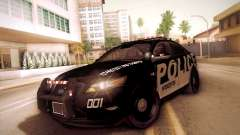 Ford Taurus Police Interceptor 2011