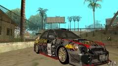 Subaru Impreza 2002 Tunable - Stock for GTA San Andreas