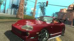 Toyota Supra Light Tuned for GTA San Andreas