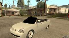 VAZ LADA Priora convertible