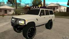 Toyota Land Cruiser 70 1993 Off Road Samurai for GTA San Andreas