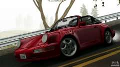 Porsche 911 Carrera 4 Targa (964) 1989 for GTA San Andreas