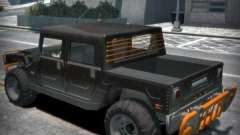Hummer H1 4x4 Extras