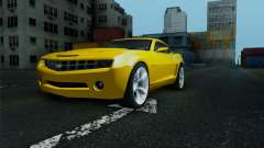 Chevrolet Camaro 2007 for GTA San Andreas