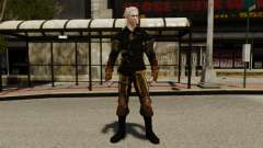Geralt of Rivia v1 for GTA 4