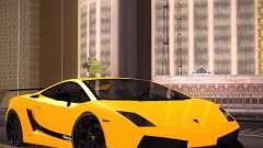 Orange ENB by NF v1 for GTA San Andreas