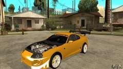 Toyota Supra D1GP for GTA San Andreas