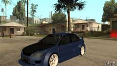 Mitsubishi Lancer 2006 Tuned for GTA San Andreas