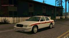 Ford Crown Victoria South Dakota Police for GTA San Andreas