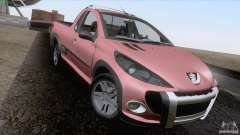 Peugeot Hoggar Escapade 2010