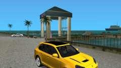 2009 Porsche Cayenne Turbo for GTA Vice City