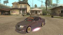 Toyota JZX110 Chaser V.I.P. Drifter for GTA San Andreas
