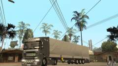 DAF XF for GTA San Andreas
