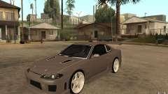 Nissan Silvia S15 JC2 Tuning for GTA San Andreas