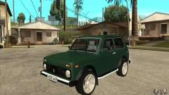 VAZ 21213 NIVA for GTA San Andreas