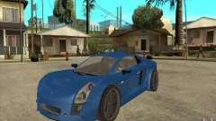 Mastretta MXT v1.1 for GTA San Andreas