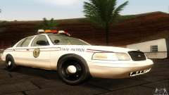 Ford Crown Victoria North Dakota Police