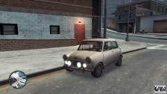 Mini Cooper S for GTA 4